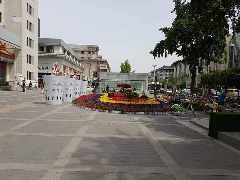 Kota Xian, Tiongkok. (Instagram/Habibneta)