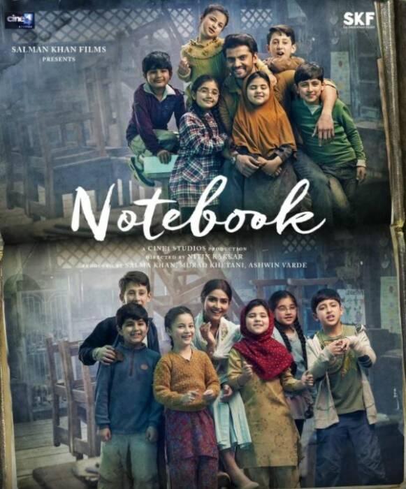 Notebook (2019). (Salman Khan Films)