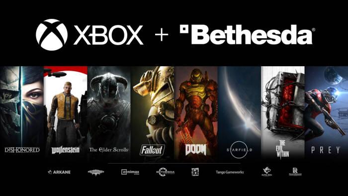 Franchise game buatan Bethesda yang kini dimiliki oleh Microsoft