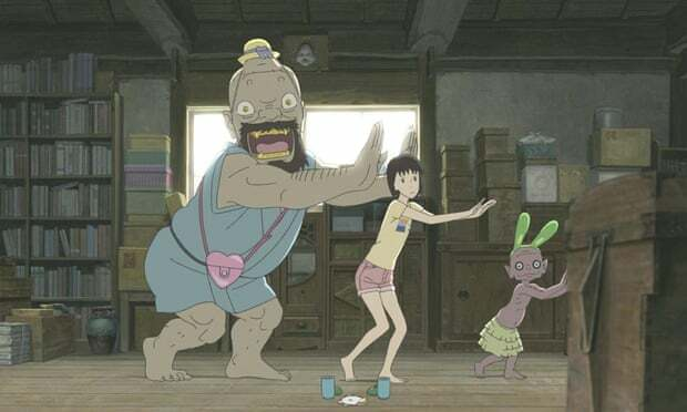 A Letter to Momo (2011). (GKIDS)