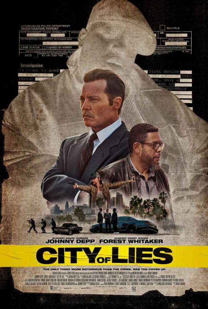 City of Lies (Saban Film)
