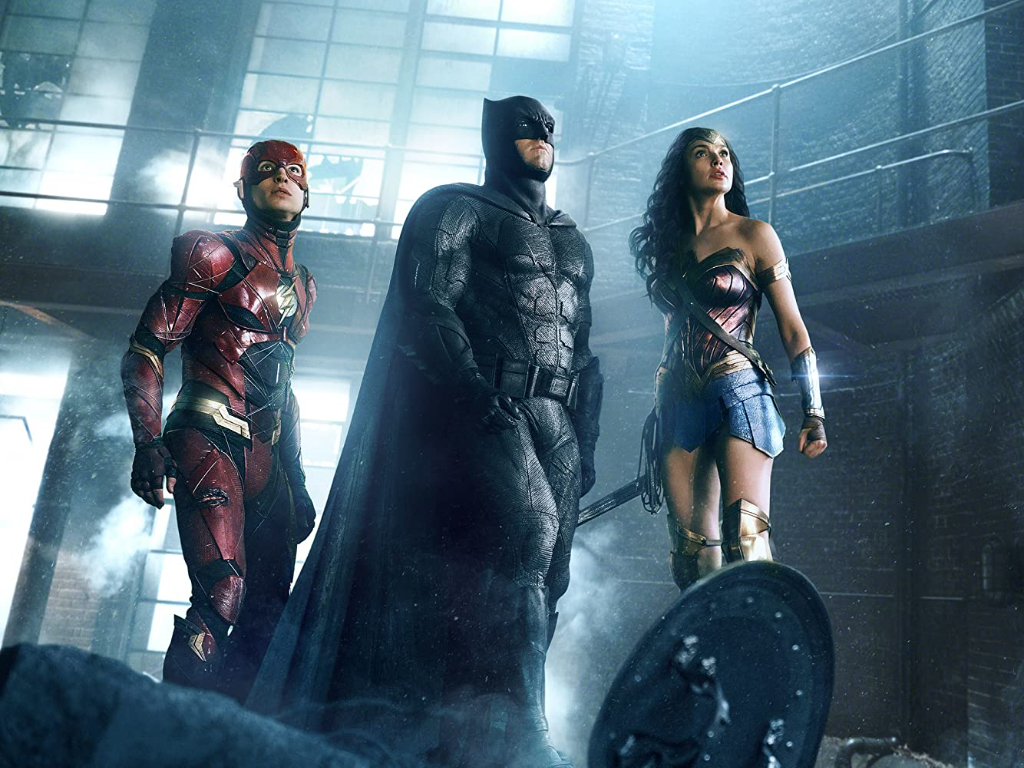 Sutradara Zack Snyder Ungkap Cuplikan quotJustice League The Snyder Cutquot
