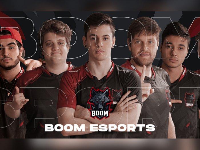 Ini Harapan CEO BOOM Esports Setelah Akuisisi Roster CSGO Asal Brazil