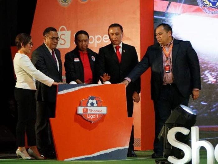 Presiden Komisaris SEA Group Nilai Kompetisi Liga 1 Ibarat E-Commerce