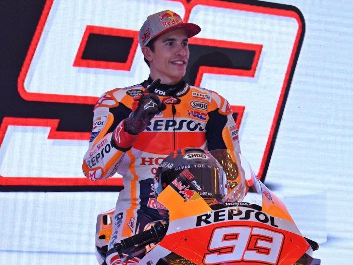 Marc Marquez Pakai Motor 2019 di MotoGP 2020