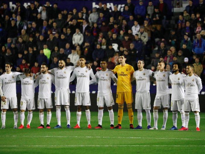Jadwal Siaran Langsung Liga Champions Real Madrid Vs Manchester City
