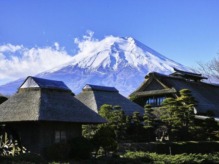 Dear Sobat Petualang Mendaki Gunung Fuji Jepang Akan Berbayar