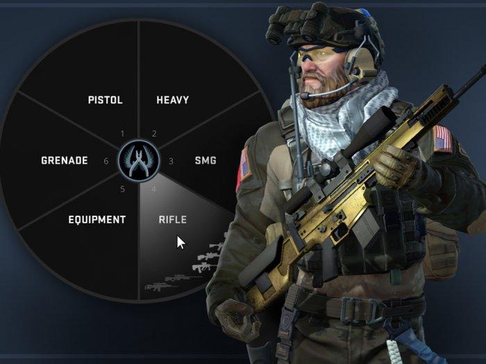 Valve Rilis Update Baru di Counter-Strike Global Offensive Apa Saja