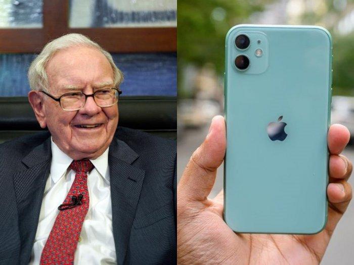 Warren Buffett Pakai iPhone 11 Cuma untuk Telponan