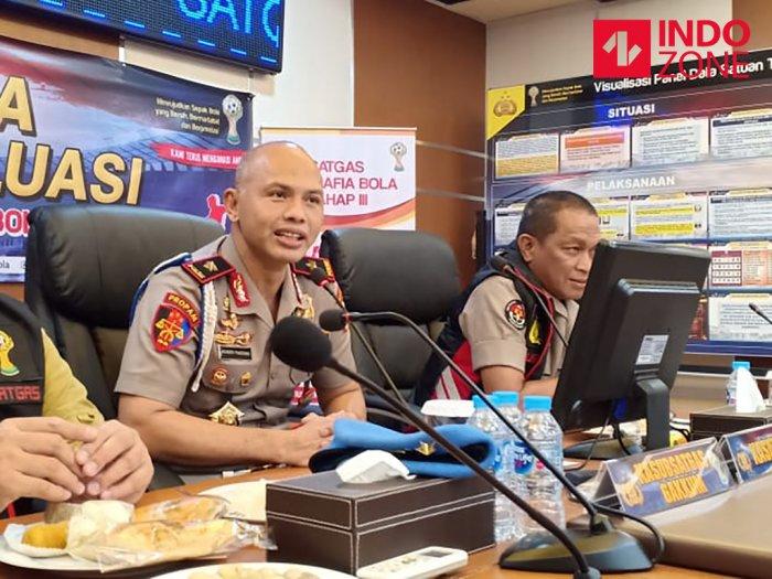 Satgas Antimafia Bola Gandeng PUSPOM TNI Apa Perannya