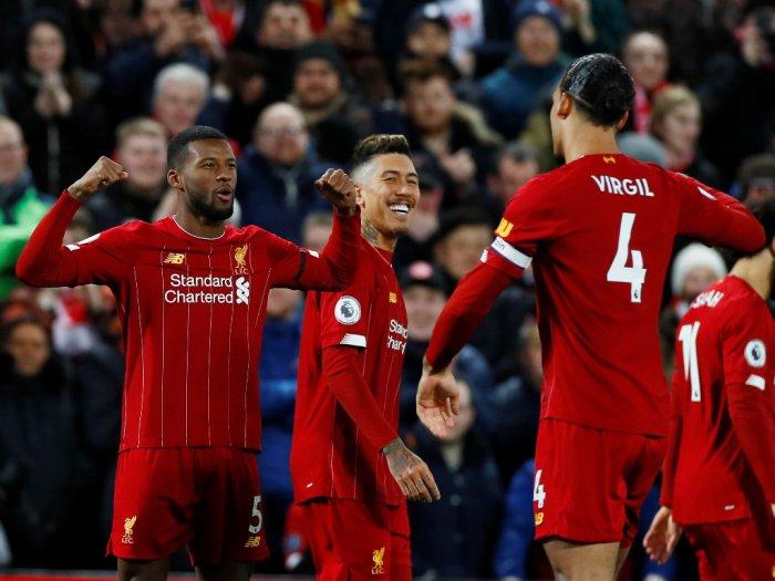 Survei Liverpool Klub dengan Suporter Paling Seksi di Liga Inggris