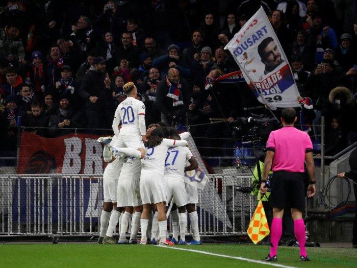 Lyon Menang Tipis dari Juventus