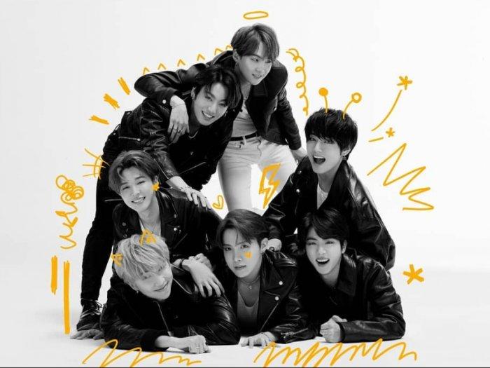 BTS Nyanyikan Lagu Post Malone di Carpool Karaoke James Corden