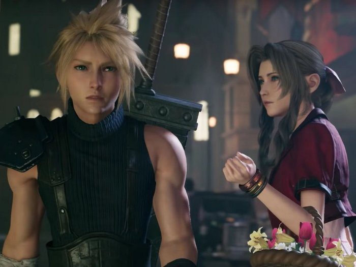 Square Enix Pastikan Tak Bakal Rilis Final Fantasy VII Remake di PS5