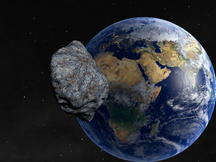 Visualisasi Ukuran Asteroid yang Ternyata Lebih Besar dari New York