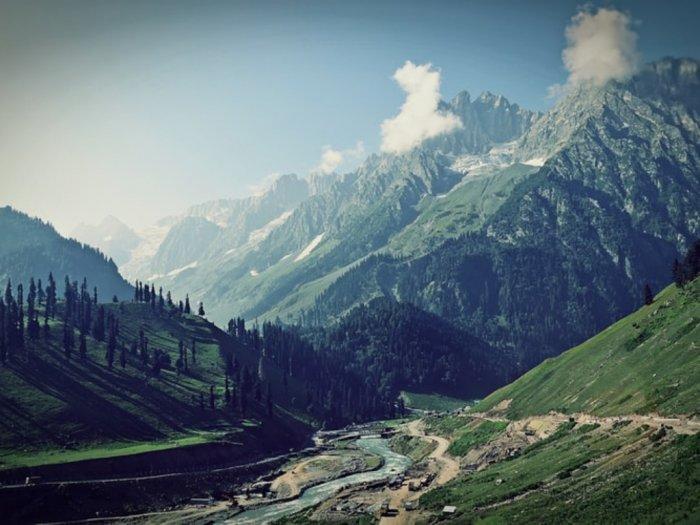 Masuk Wilayah India Seperti Ini Keindahan Dataran Kashmir