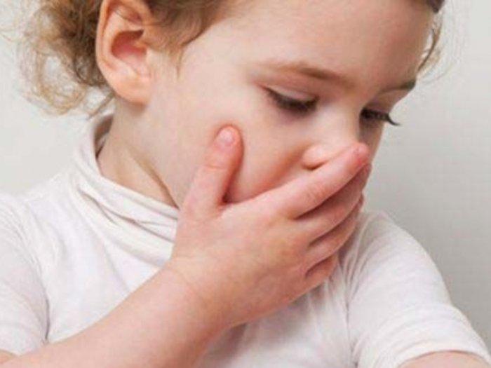 Hidung Anak Mampet Orang Tua Harus Apa