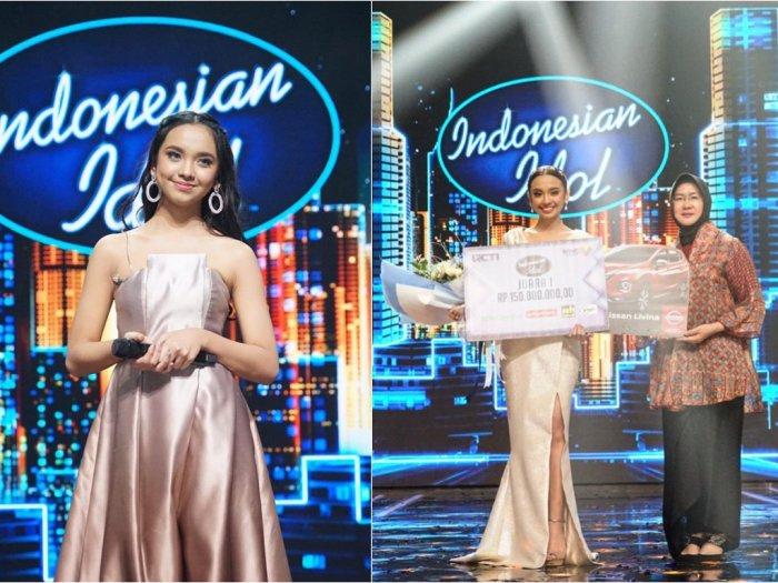 Selamat Lyodra Ginting Jadi Juara 1 Indonesian Idol X