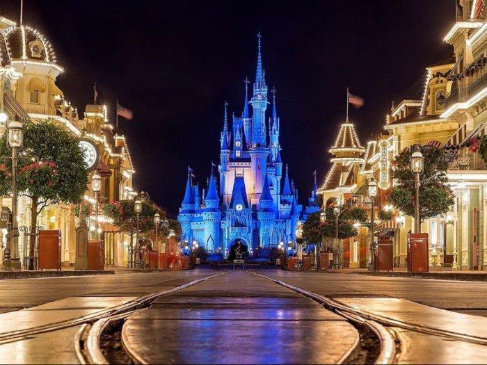 Walt Disney Minta Staf yang Baru Pulang dari Italia Tak Bekerja Dulu