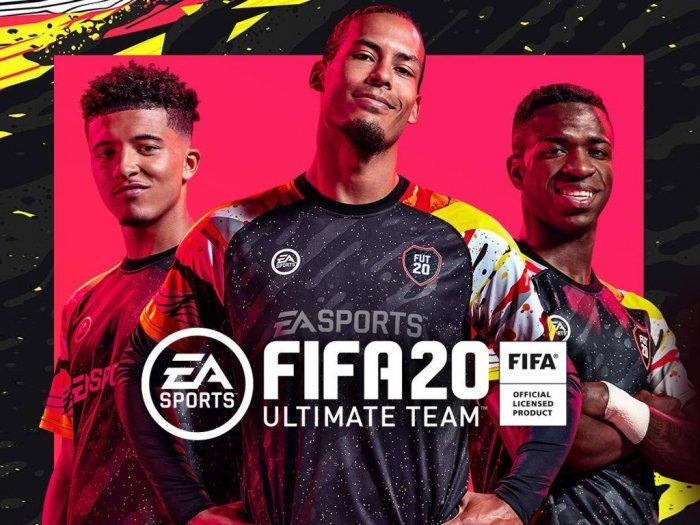 Server Bermasalah Turnamen FIFA 20 Diganti Jadi Pertandingan amp039Suitamp039
