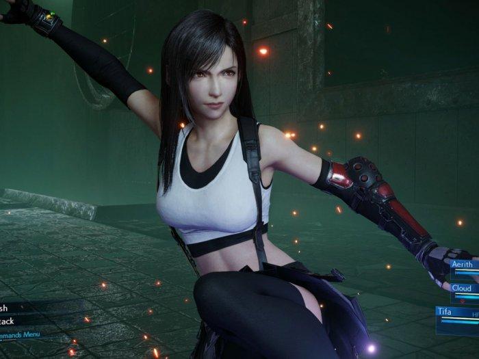 Square Enix Berikan Demo Final Fantasy VII Remake Gratis Hari Ini