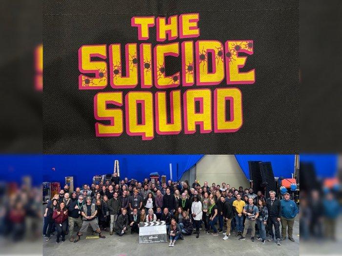 Sutradara James Gunn Umumkan Syuting ampquotThe Suicide Squadampquot Telah Selesai