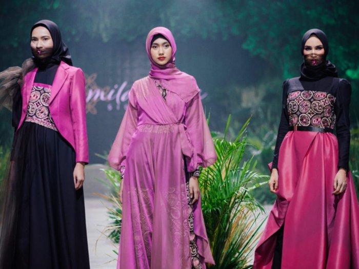 Virus Jadi Inspirasi Busana Muslim dan Batik Cirebon