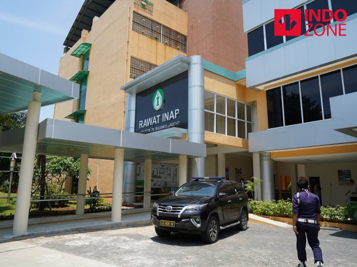 Fakta-Fakta RSPI Sulianti Saroso Tempat Isolasi Pasien Suspect Corona