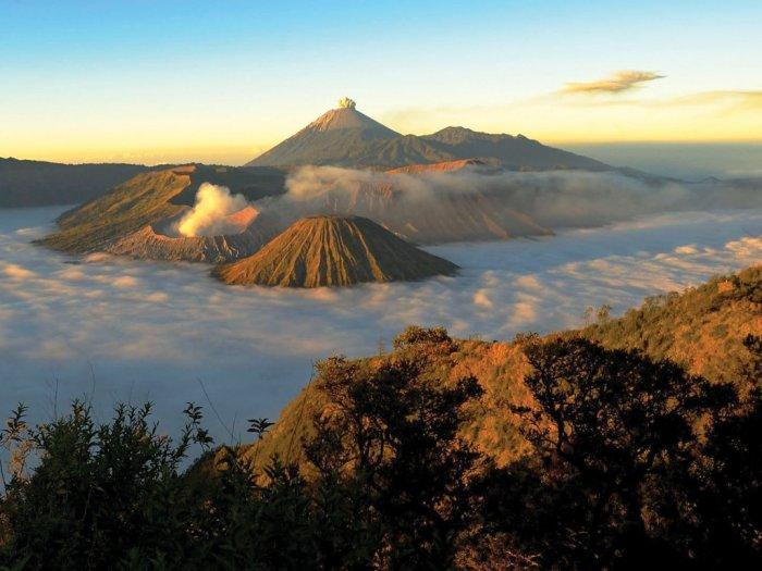 Mitos di Seputar Gunung Semeru Percaya atau Tidak