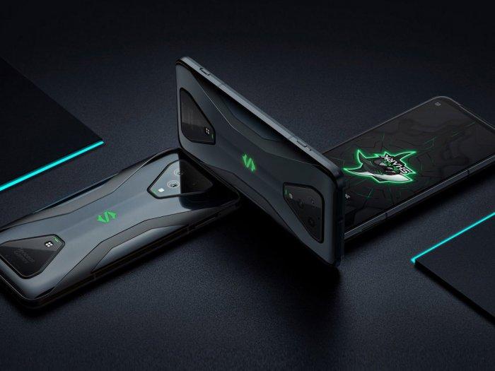 Baru Diumumkan Peminat Smartphone Black Shark 3 Tembus 5 Juta