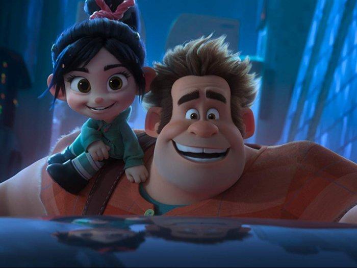 Sinopsis dan Trailer Film ampquotRalph Breaks the Internet - 2018ampquot