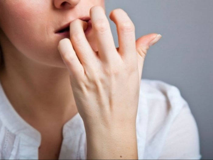 Awas Kebiasaan Gigit Kuku Bisa Berisiko Tertular Virus Corona