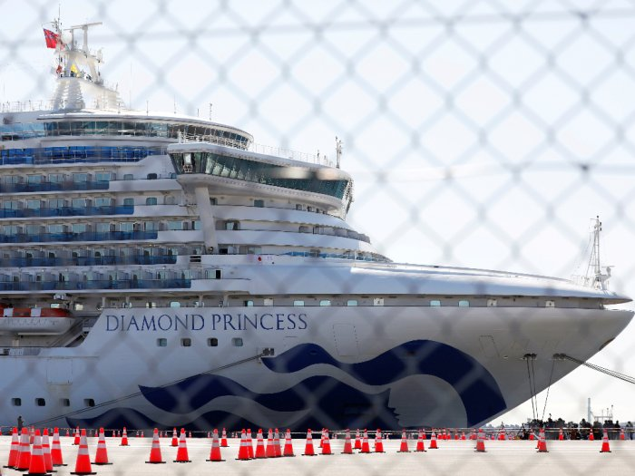 AS Peringatkan Warganya Jangan Liburan di Kapal Pesiar Dulu