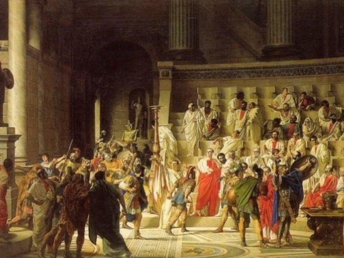 Jatuhnya Kaisar Romulus Penyebab Berakhirnya Kekuasaan Romawi Barat