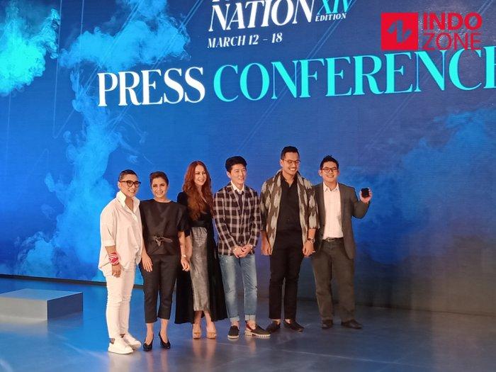 Koleksi Sebastian Gunawan Jadi Pembuka Fashion NationMalam Ini
