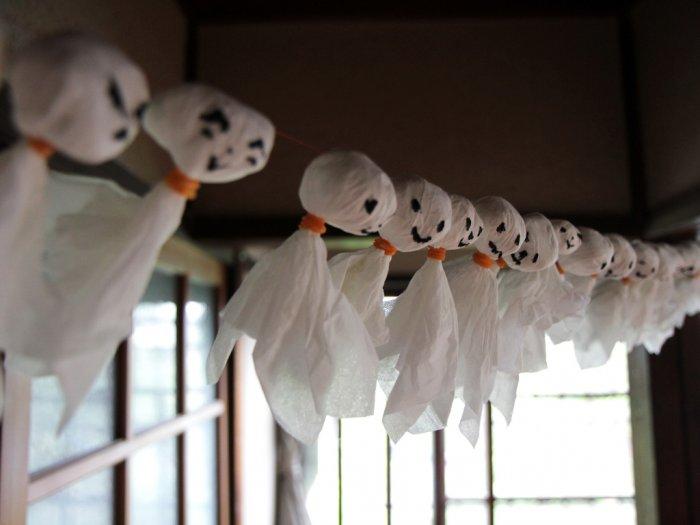 Teru Teru Bozu Jimat Tradisional Jepang Penangkal Hujan