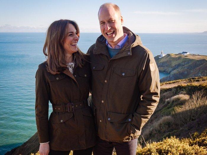 Hadir di Acara Amal Kate Middleton Ungkap Lagu Favorit Pangeran Louis