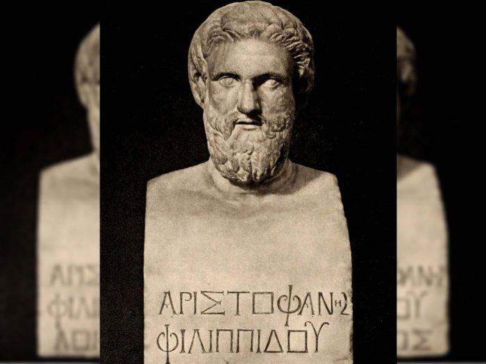 Mengenal Aristophanes Penulis Drama Komik Athena Kuno