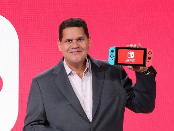 Mantan Presiden Nintendo Amerika Resmi Pindah ke GameStop