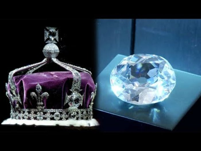 Berlian Koh-i-Noor Berlian Terbesar yang Jadi Rebutan Penguasa Dunia