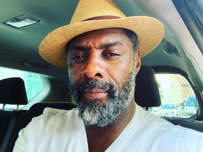 Aktor Idris Elba Positif Corona dan Tak Merasa Gejala Apa Pun