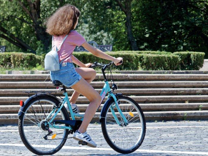 Selain Sehat Bersepeda Juga Bisa Atasi Penyebaran Virus Corona