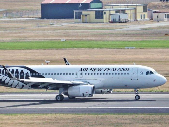 Gara-gara Corona Air New Zealand PHK 3750 Pekerja
