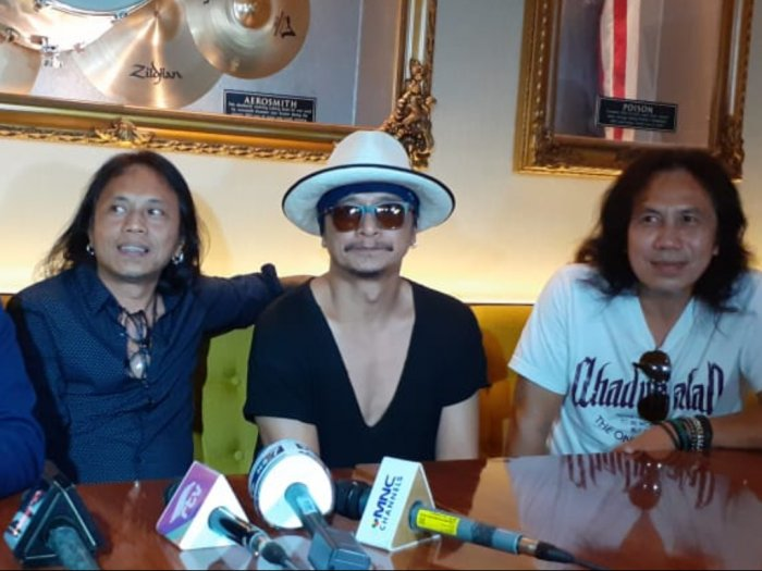 Tanggap Corona Konser Rock 80 di Hard Rock Cafe Jakarta Ditunda