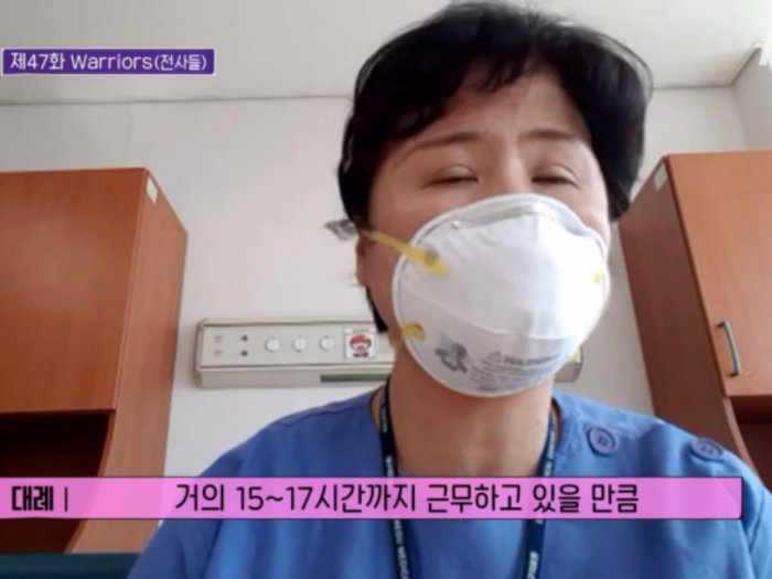 Melayani Pasien Virus Corona Perawat Korsel Harus Bekerja Siang Malam