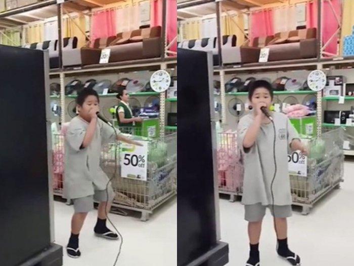 Skill Beatbox Bocah Ini Bikin Melongo