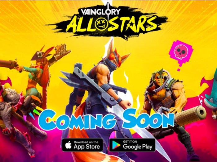 Developer Vainglory Buat Game Baru yang Mirip Brawl Stars Serius