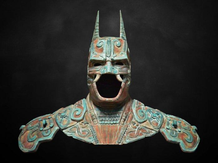 Camazotz Dewa Kelelawar Suku Maya yang Mirip Batman