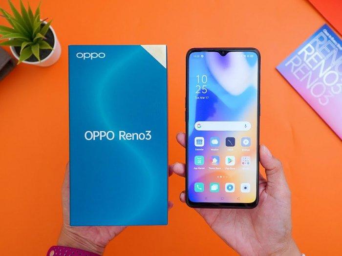 Ludes Dipesan Oppo Buka Tahap Pre-Order Kedua dari Smartphone Reno3