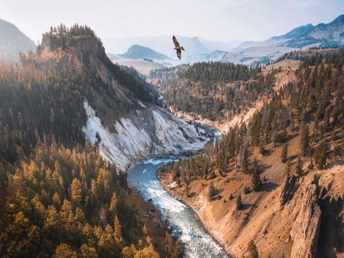 Di Tengah Corona Taman Nasional Seluruh Amerika Tetap Dibuka dan Gratis Biaya Masuk